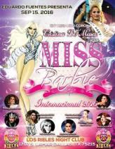Show Ad | Miss Barbie International | Los Rieles Night Club (Dallas, Texas) | 9/15/2016