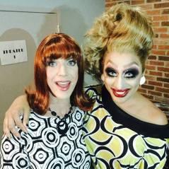 Coco Peru and Bianca Del Rio