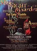 Show Ad | Church Street Station's Orchid Garden (Orlando, Florida) | 11/13/1999