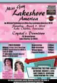 Show Ad | Miss Gay Lakeshore America | Crystal's Downtown (Lake Charles, Louisiana) | 3/5/2016