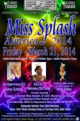 Show Ad | Miss Gay Splash America | Splash Nightclub (Baton Rouge, Louisiana) | 3/21/2014