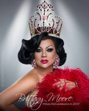 Brittany Moore - Photo by The Drag Photographer