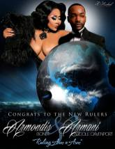 Armani Nicole Davenport and Armondis Bonet
