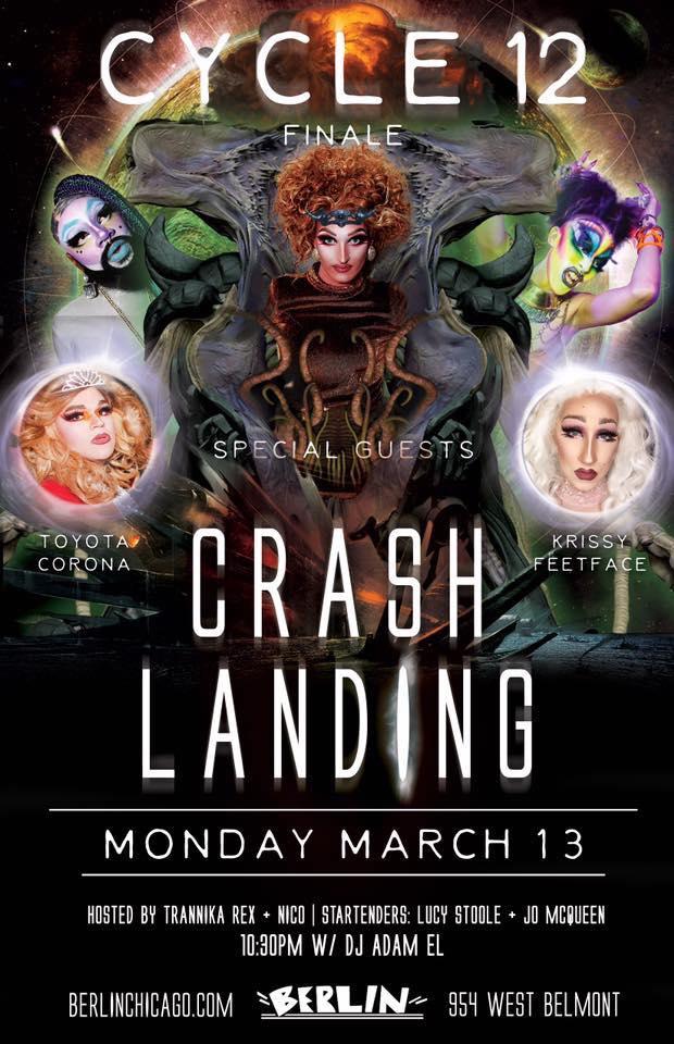 Show Ad   Berlin (Chicago, Illinois)   3/13/2017