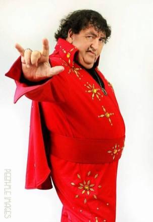 John Elvis - Photo by Peephole Images