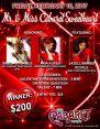 Show Ad | Mr. and Miss Cabaret Sweetheart | Club Cabaret (Hickory, North Carolina) | 2/10/2017