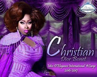 Christian Dior Bonet