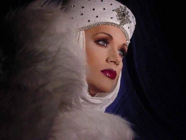 The Lady Diamond