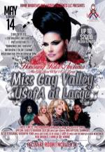 Show Ad | Miss Gay Valley USofA at Large | Recovery Room (McAllen, Texas) | 5/14/2017