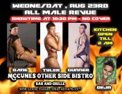 Show Ad   McCunes Other Side Bistro Bar and Grille (Toledo, Ohio)   8/23/2017