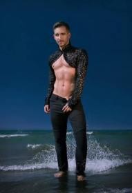 Florian Saez Agostini - Photo by Joshuan Aponte