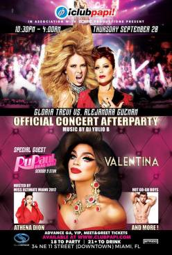 Show Ad   Club Space (Miami, Florida)   9/28/2017