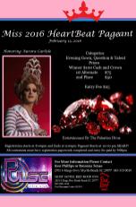 Show Ad   Miss Heartbeat   Pulse Ultra Club (Myrtle Beach, South Carolina)   2/12/2016