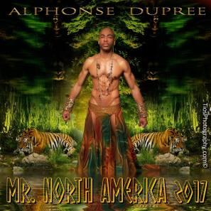 Alphonse Dupree - Photo by Tios Photography