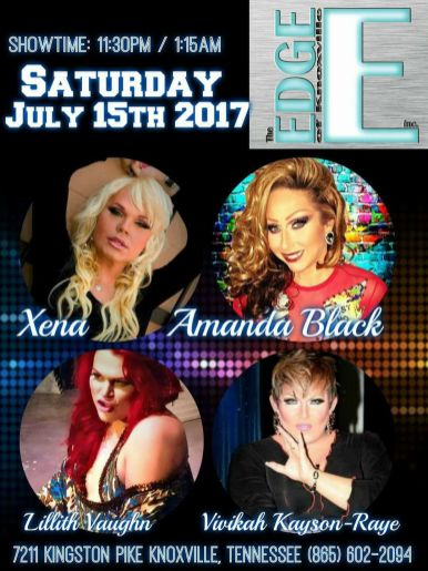 Show Ad | The Edge (Knoxville, Tennessee) | 7/15/2017
