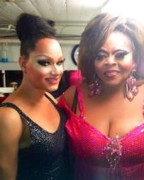 Amaya Sexton and Whitney Paige