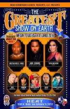 Show Ad | Mr. Gay USofA at Large | Heat (San Antonio, Texas) | 7/14/2016