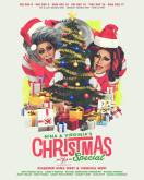 Show Ad | Nina & Virginia's Christmas Special | Axis Night Club (Columbus, Ohio) | 12/8-12/17/2017
