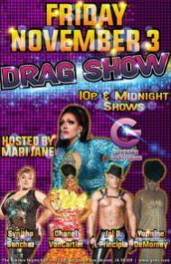 Show Ad   Garden Nightclub (Des Moines, Iowa)   11/3/2017
