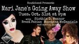 Show Ad | Southbend Tavern (Columbus, Ohio) | 10/31/2017