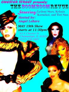 Show Ad   Chester Street (Champaign, Illinois)   5/19/2013