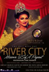 Show Ad | Miss Gay River City USofA | Independence Place (Cape Girardeau, Missouri) | 9/16/2017