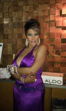 Amailia Black at Axis Night Club (Columbus, Ohio).