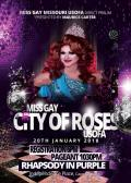 Show Ad | Miss Gay City of Roses USofA | Independence Place (Cape Girardeau, Missouri) | 1/20/2018