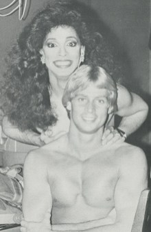 Norma Kristie, Inc. presents its national Symbols of Excellence for 1985: Miss Gay America 1985 Naomi Sims and Mr. Gay All-American 1985 Keith Mitchell.
