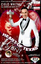 Show Ad | Heart of Texas All American Gent | BT2 Club (Austin, Texas) | 2/18/2018