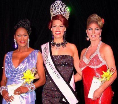 Misty Knight, Barbra Herr and Sonya Ross