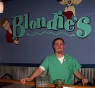 Steve | Blondie's Bar & Patio | Circa 2003