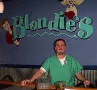 Steve | Blondie's Bar & Patio | Circa 2003