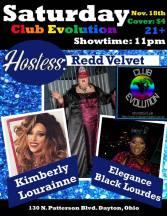 Show Ad   Club Evolution (Dayton, Ohio)   11/18/2017