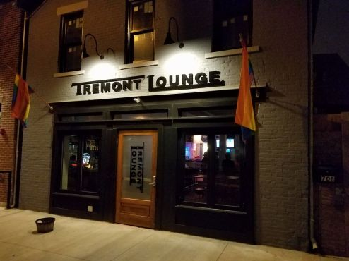 Tremont Lounge (Columbus, Ohio) | February 2018