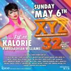 Show Ad | Kalorie Karbdashian-Williams | Roscoe's Tavern (Chicago, Illinois) | 5/6/2018