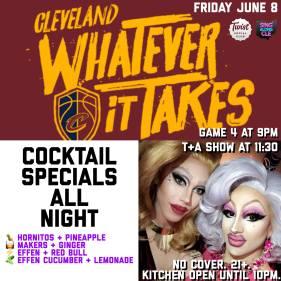 Show Ad   Twist Social Club (Cleveland, Ohio)   6/8/2018
