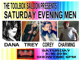 Show Ad | Toolbox Saloon (Columbus, Ohio) | 6/16/2018