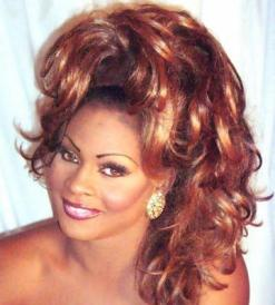 KiArra Cartier Fontaine - Miss Gay Ohio America 2002