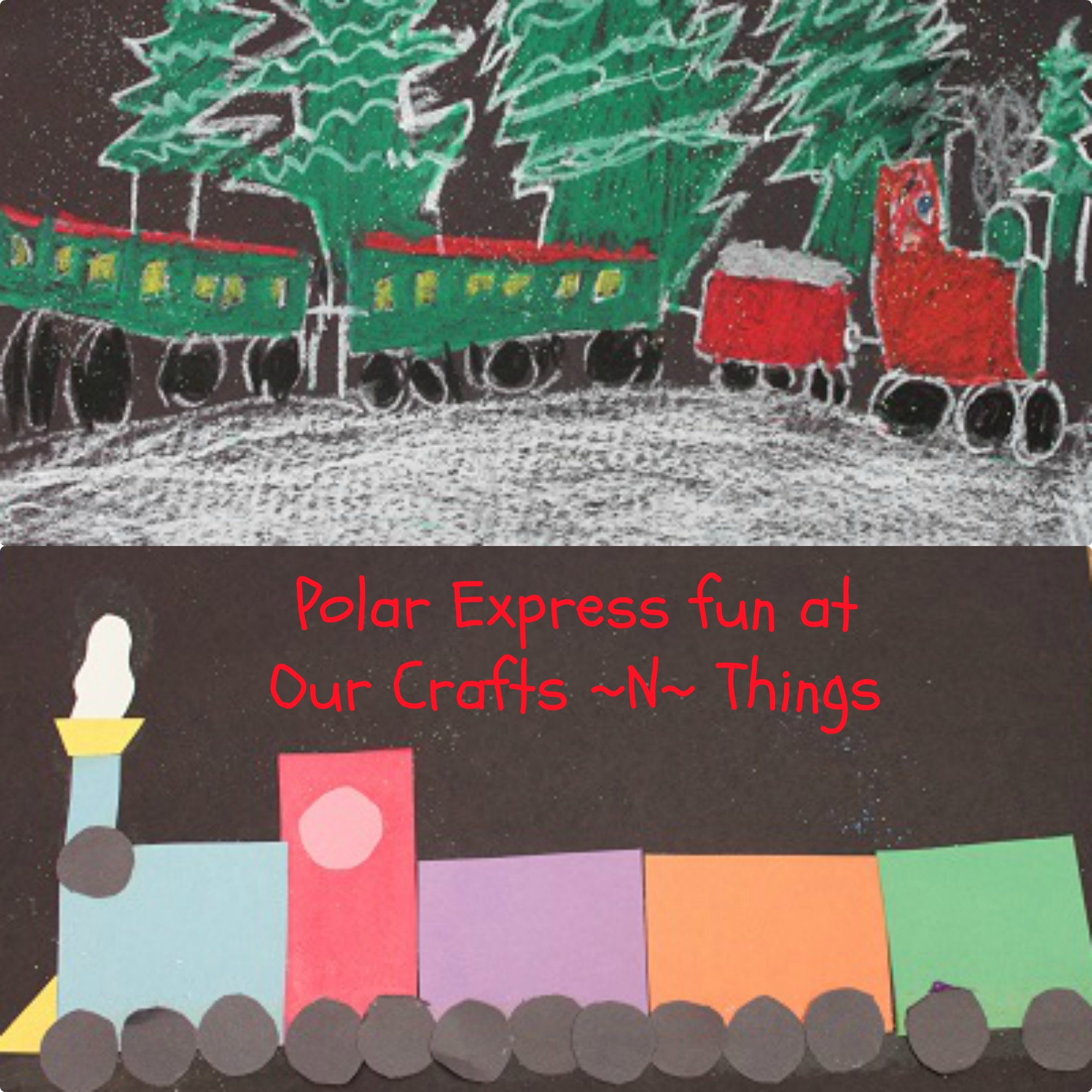 Our Crafts N Things Blog Archive Polar Express Party