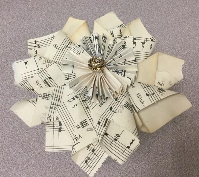 sheet music box