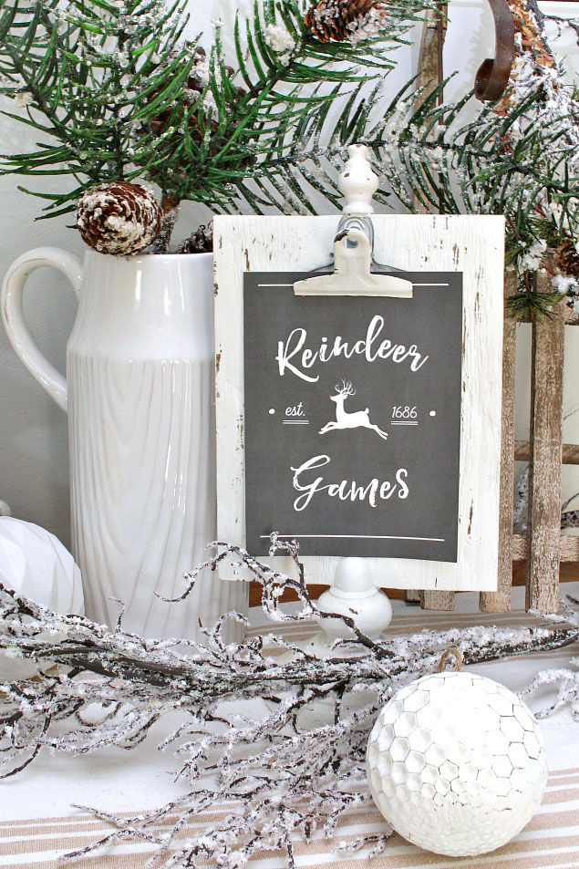 http://www.cleanandscentsible.com/2016/11/reindeer-games-christmas-printables.html