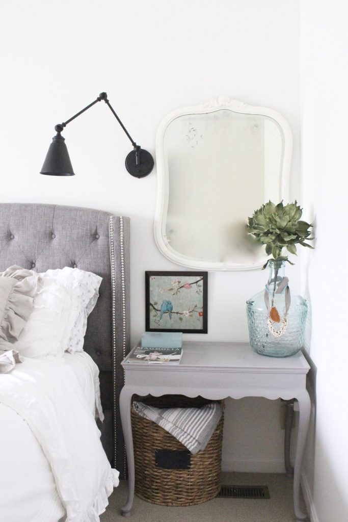 25 Farmhouse Style Gray Painted Furniture Ideas   Centsible Chateau  #graypaintedfurniture #farmhousestyle