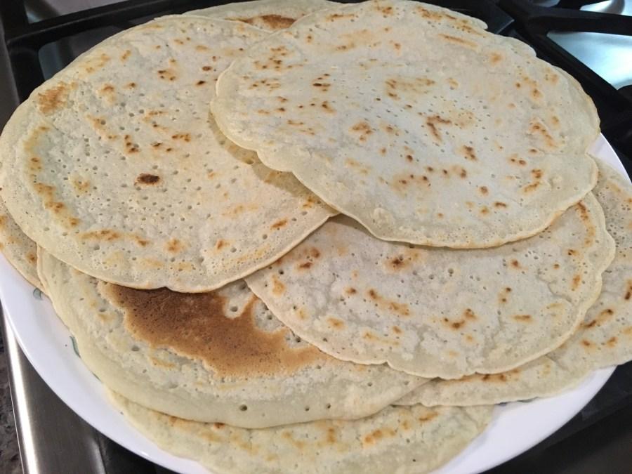 Achievement Unlocked:  Paleo Tortillas