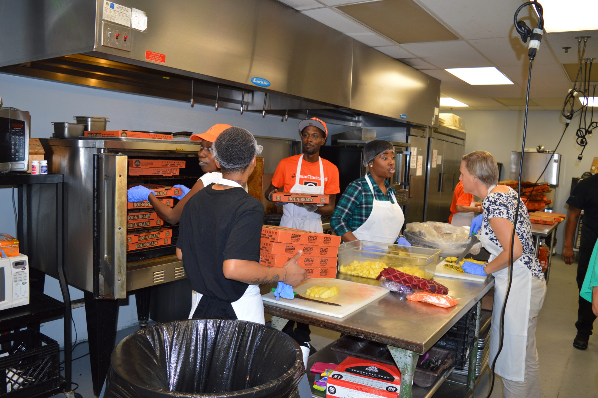 Daily Bread Soup Kitchen
