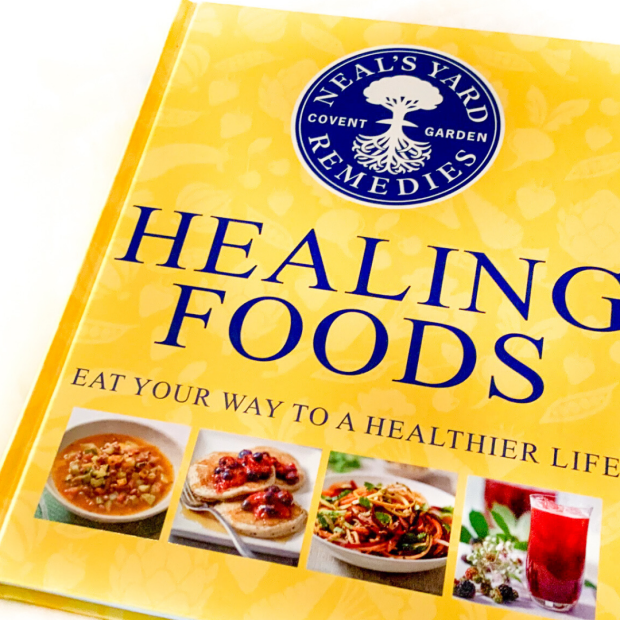 Neals Yard remedies healing foods