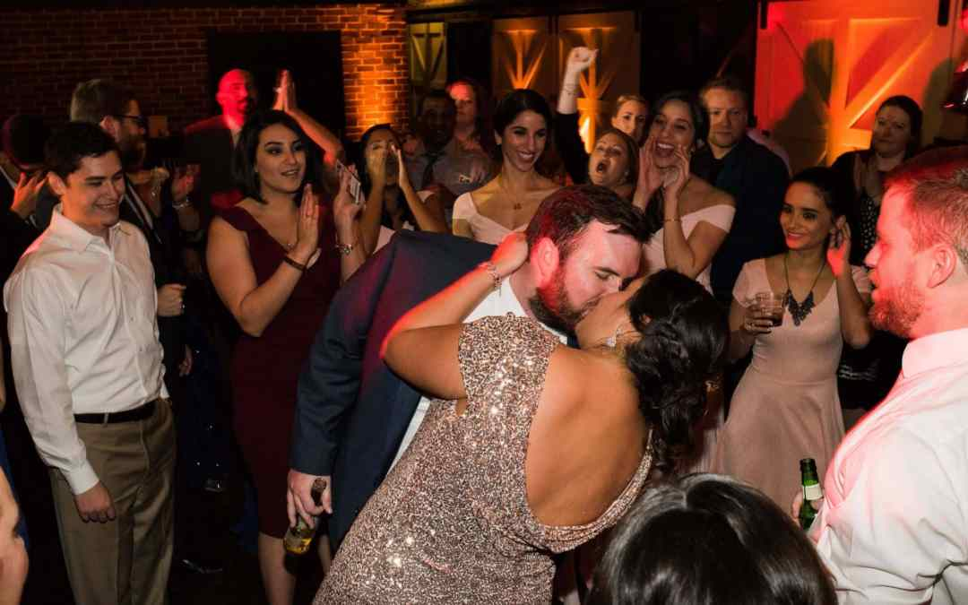 Bride and Grooms Last Dance