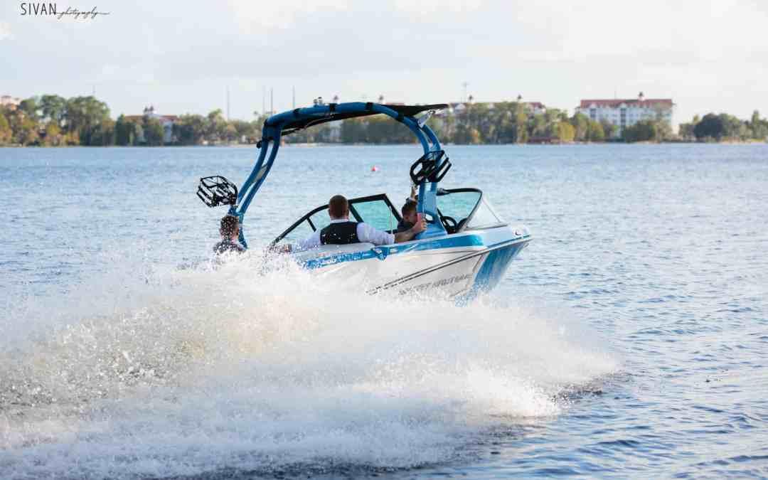 Lakeside Florida Wedding – Paradise Cove Wedding