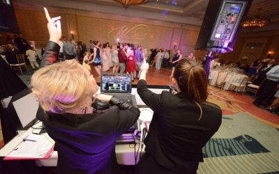 Omni Champions Gate Wedding – Pink Uplighting