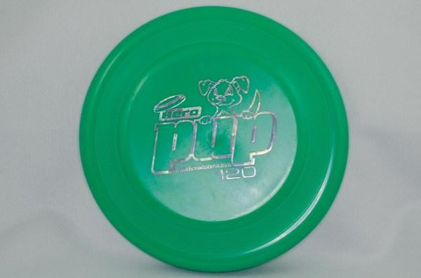 Hero Pup 120 - Green